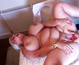 Big tit matures